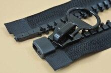 1 teile/los No #20 extra große kunststoff harz öffnen reißverschluss taschen outdoor zelt Technik zipper -- 800 cm breite 4,8 cm