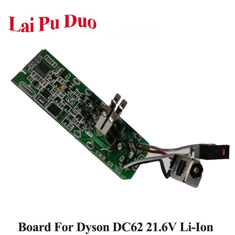 For Dyson 21.6V 2200mAh 3000mAh Li-Ion battery PCB Circuit Board DC61 DC62 Animal V6 DC58 DC59 Charging Protection