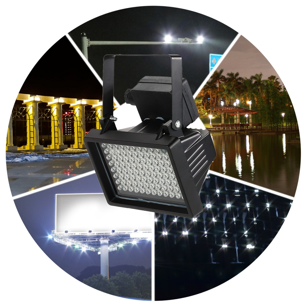 ESCAM 96 LED illuminator Light CCTV 60m IR Infrared Night Vision Auxiliary Lighting Outdoor Waterproof For Surveillance Camera enlarge