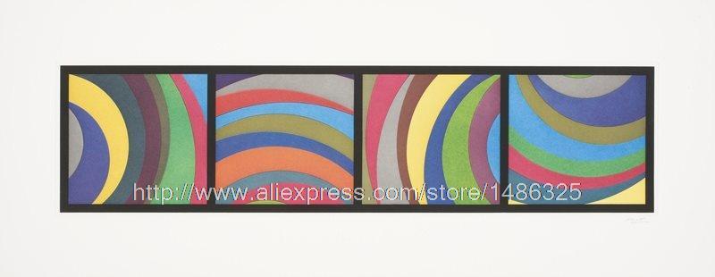Descuento en decoración de pared de música decoración de pared Sunflo pintura decorativa abstracta Ben Shahn American Born Russia