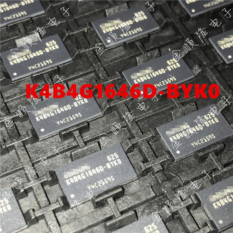 Producto Original K4B4G1646D-BYK0 S29GL01GP12TFI01 LC4256V-75TN144-10I NT5CC256M16CP-DI STM32F334C8T6 D2516EC4BXGGB