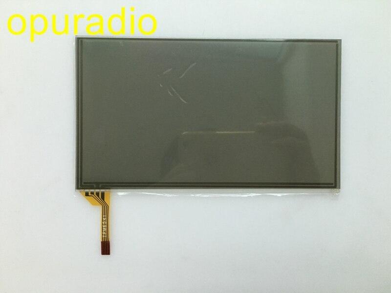 Original nuevo 6,5 pulgadas touch scrren TFT2N2018-E TFT2N0470-E TJ065NP02AT LCD panel digitalizador para V W Skoda pantalla del coche