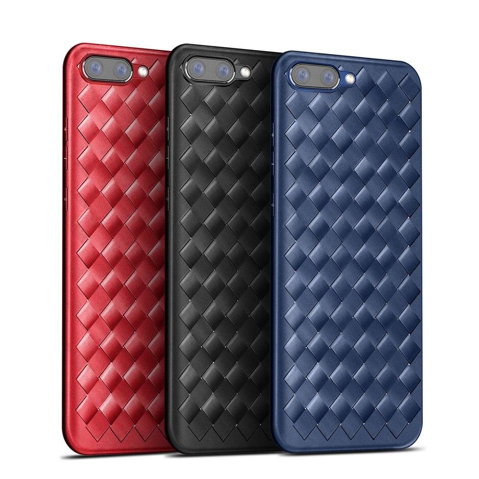Tejido cubierta de silicona para Huawei Honor 10 Honor 10 COL-L29 de red funda trasera suave TPU para Huawei Honor10 teléfono caso