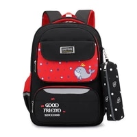 backpack schoolbag children school bags for teenagers boys girls big capacity backpack waterproof satchel kids book bag mochila