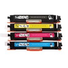 Cartouche de Toner couleur Compatible BLOOM CE310 CE310A-CE313A 126A 126 pour HP LaserJet Pro CP1025 CP1025nw MFP M175 M275 M275nw