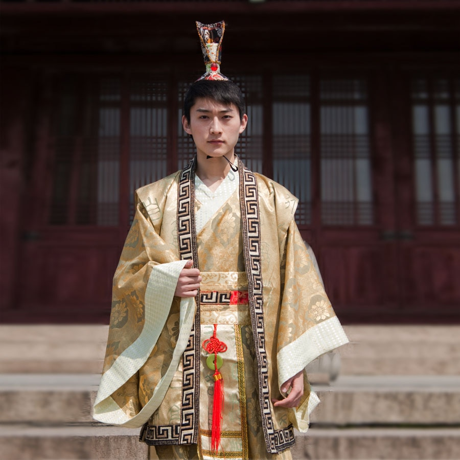 2018 New Chinese Ancient Clothing Costume Hanfu Male Costume Costumes Clothes Costumes