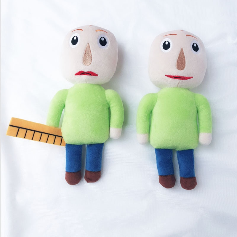 Baldi's Basics in Education and Learning Plush 25cm Figure Toy Baldi Stuffed Doll For kids Christmas gift