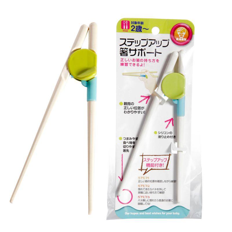Palillos de entrenamiento, palillos de aprendizaje divertidos, palillos súper bonitos para niños, palillos prácticos para principiantes