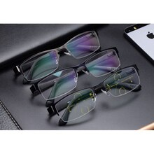 Stgrt Männer Rezept Lesebrille Mit Gradienten Objektiv Anti Blue Ray Uvb 400 Schutz Progressive objektiv очки