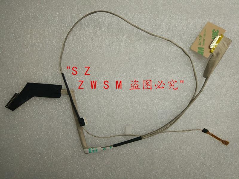 Genuino nuevo envío gratis 04X4777 pantalla LCD Cable Thinkpad de Lenovo E440 AILE1 LCD eDP Cable DC02001VDB0
