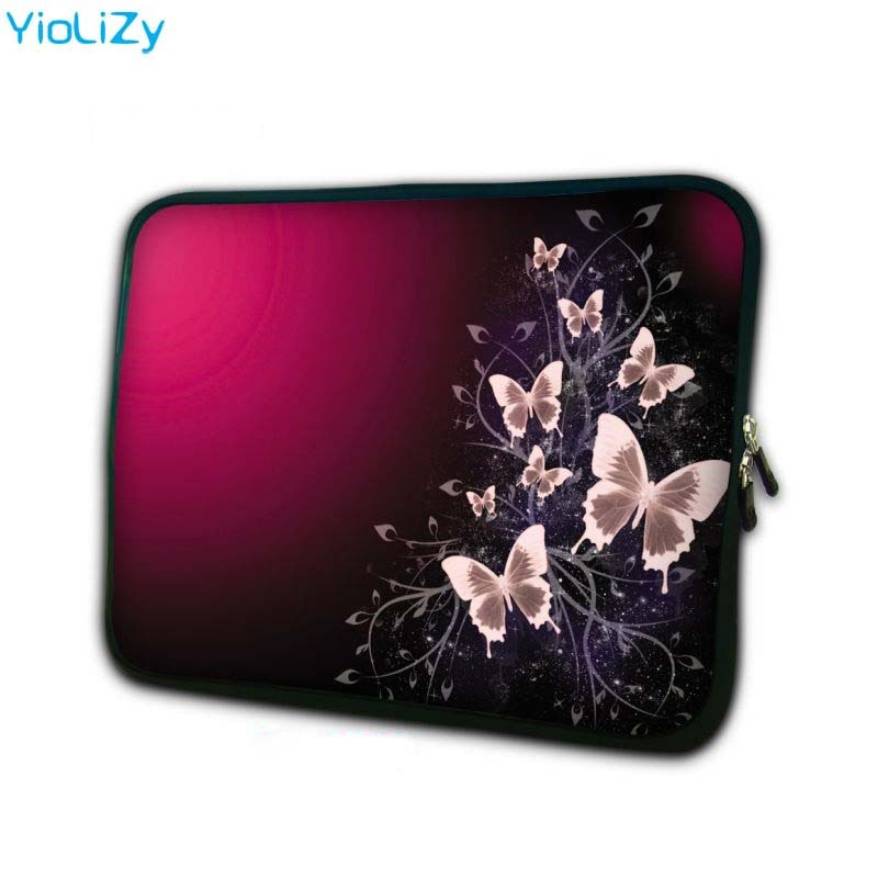 Rot schmetterling mini 7,9 laptop sleeve soft notebook tasche tablet fall 7 mini PC schutzhülle für ipad mini 4 fall TB-5567