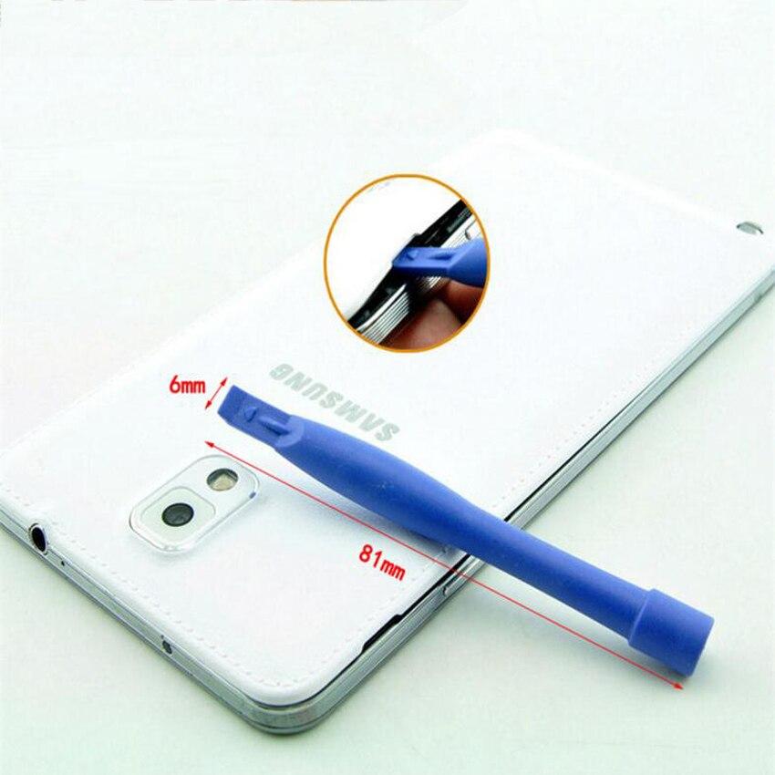 9 in 1 Mobile Phone Repairing Tool Kit Spudger Pry Opening Tool LCD Repair Tools 0.8MM screwdriver for repairing Iphone series  - buy with discount