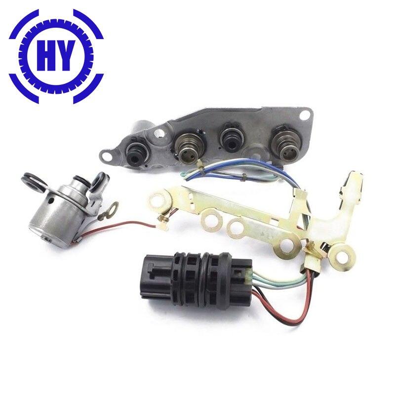 31940-85X01 RE4F03B RE4F04B Solenóide Transmissão Kit Pacote se Encaixa Para Nissan Maxima Sentra