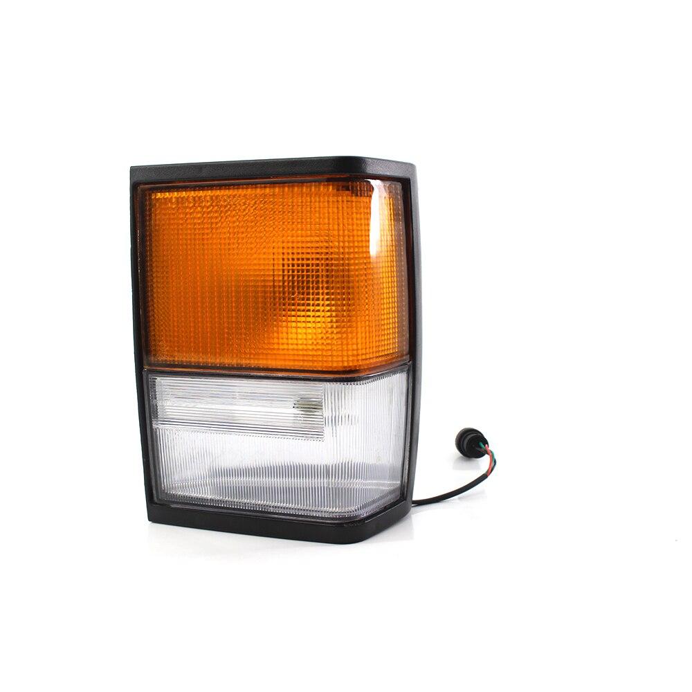 1 Uds. Range Rover Classics indicador frontal izquierdo PRC8950 accesorios de enchufe cuadrado