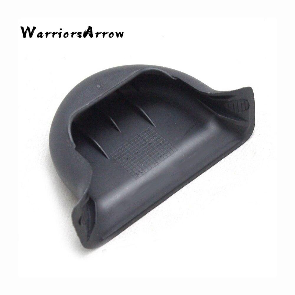 Black Rear Towing Eye Hook Drawbar Cover Cap For VW Bora Golf 4 MK4 1998 2000 2001 2002 2003 2004 For Skoda Octavia 1J0803663