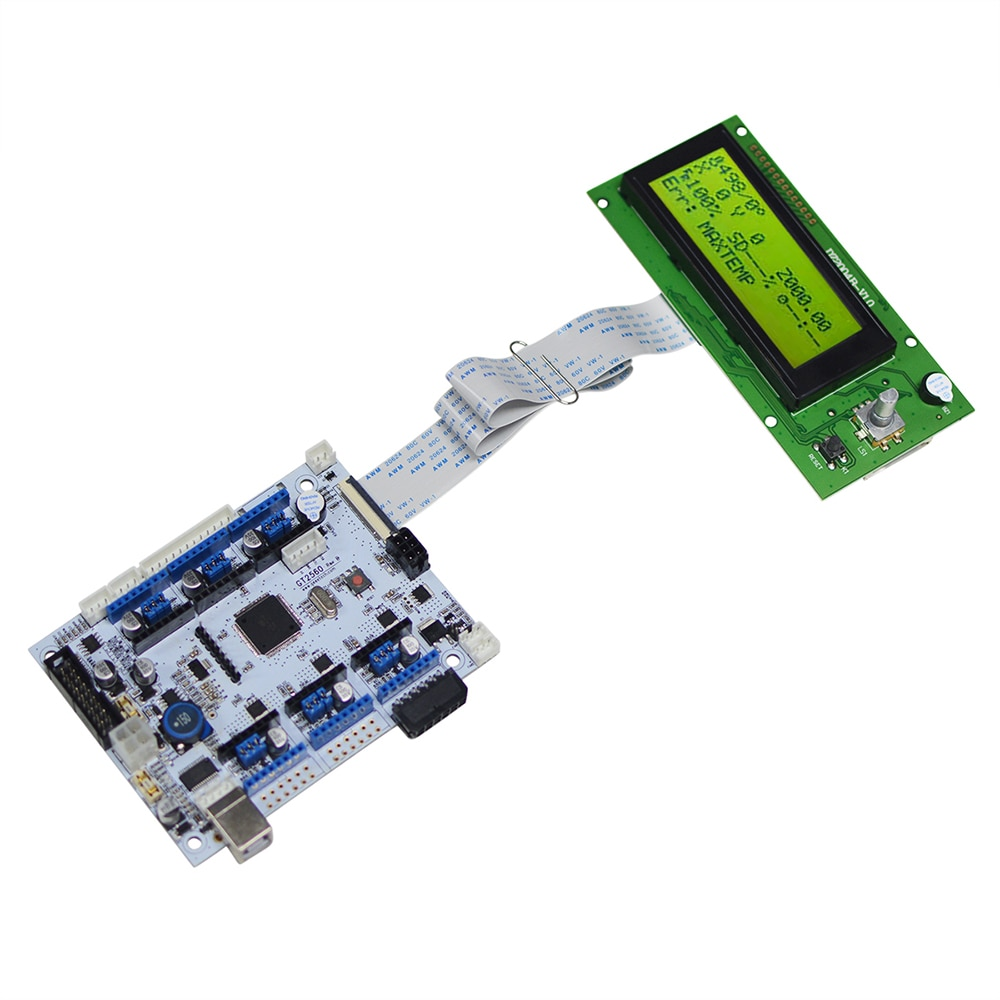 Комплект Geeetech с открытым исходным кодом GT2560 revb & LCD 2004