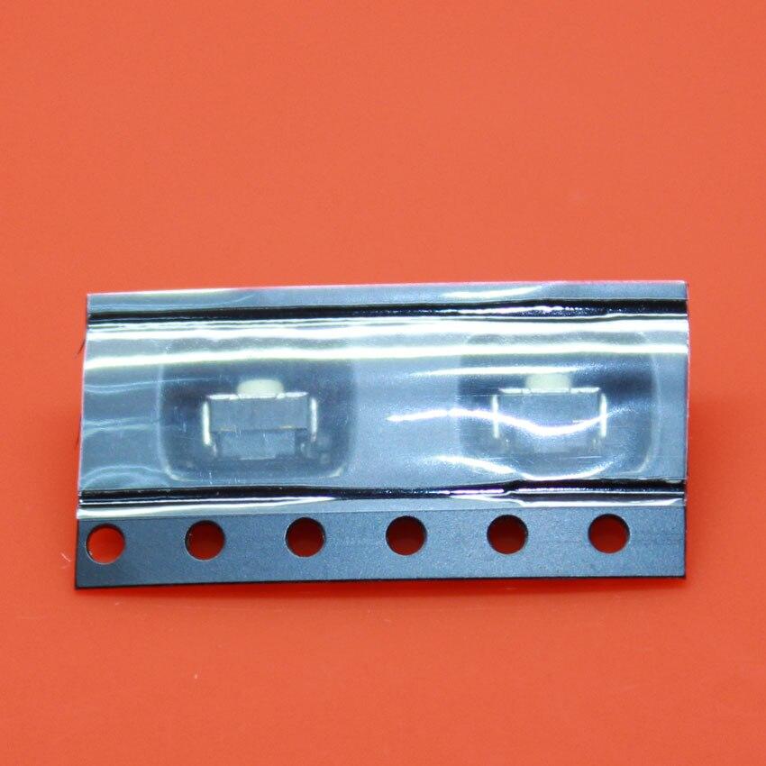 50Pcs/lot 3X4X3.5mm Pushbutton SMD Micro Push Button Tactile Tact Electronic mini Switch Taster schalter MAINOI P3 /4 PSP