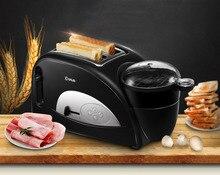 XB-8002 pain cuisson ménage machine à pain entièrement automatique machine à pain rapide grille-pain avec des œufs à ébullition 1 pc