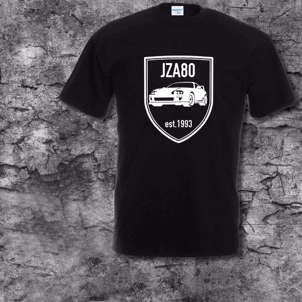Hot Sale Fashion Bulk T Shirts Jza80 Artwork JDM Drift Racer Tuning Bis 3Xl!Create Your Own Tee Shirt