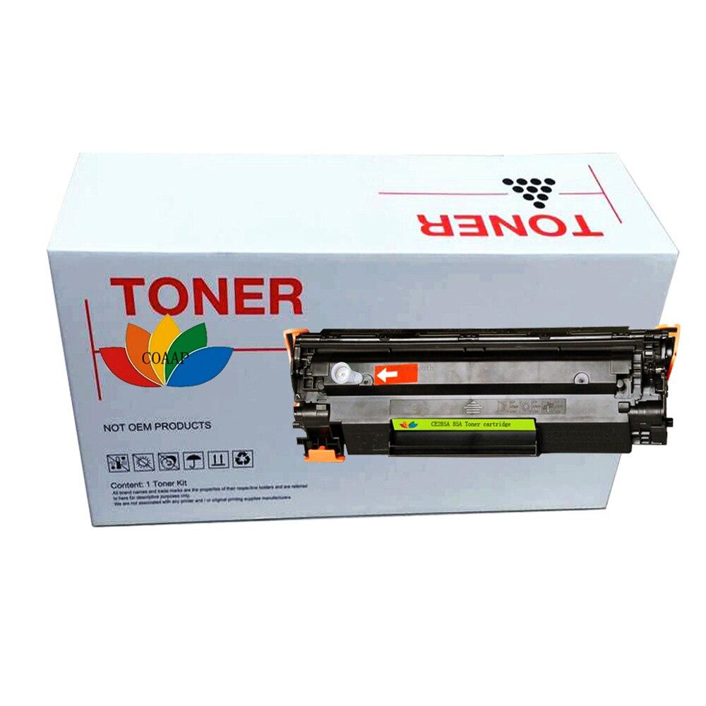 Compatible hp cartucho de tóner CE285A 85A 285 285a para hp Laserjet P1100/P1102/P1102W/M1132/M1212NF /1214NFH/1217NFW/M1210/M1130