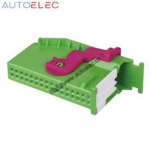 1Kit 1J0972977C 1719057-1 Automotive Connector Ecu Terminal Voor Instrument Dashboard Plug Connector Audi Vw Seat Skoda Tyco Amp