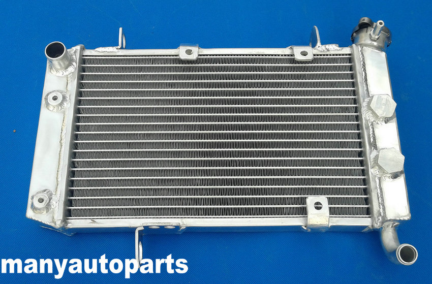 Алюминиевый радиатор для квадроцикла Suzuki LTZ400 LTZ400Z, КАВАСАКИ KFX400 и Arctic Cat DVX400 2003-2008 LTZ/KFX/DVX 400