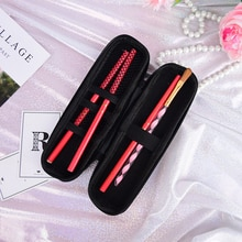 Portable EVA Pen Pencil Case Hard Shell Holder Pen Pencil Case Pouch Stationery Box Makeup Bag Office School Supplies