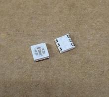 100pcs Ultra Bright SMD LED 5050,RGB led 5050 RED BLUE GREEN SMT SMD PLCC-6 LEDS