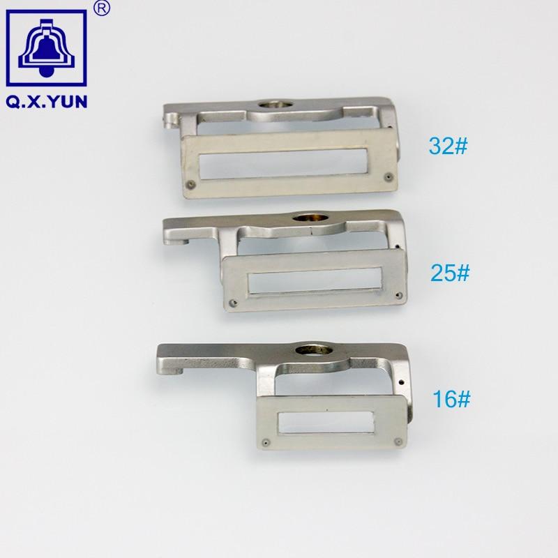 Q X YUN marca Industrial ojal máquina prensatelas para máquina de coser hermano LBH-814
