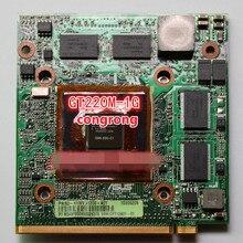GT220M GT 220M 1 ГБ VGA Видеокарта для ASUS X66IC K61IC K50IO K70IC X70IC K51IO