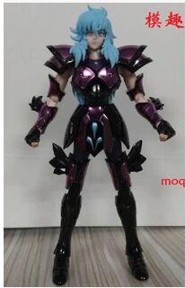 S-temple metal club Piscis Afrodita Piscis Sapuris Underworld Ex figura de acción armadura de metal de juguete