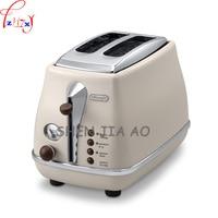 CTO2003 MINI Toaster Household Baking Bread Fried Bread Oven Multifunction Breakfast Sandwich Machine 220V 900W 1pc
