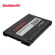Goldenfir portátil disco duro de estado sólido de 16GB 32GB 64GB 60GB 120GB 240GB hd 360g 480g 500g 960g 1tb SSD de 2,5 para pc