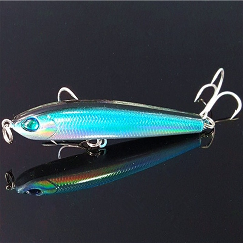 The Way Of Floating Hard Bait Specializing In Become Warped Mouth Bass Each Batch Of Five Different Color Quality enlarge