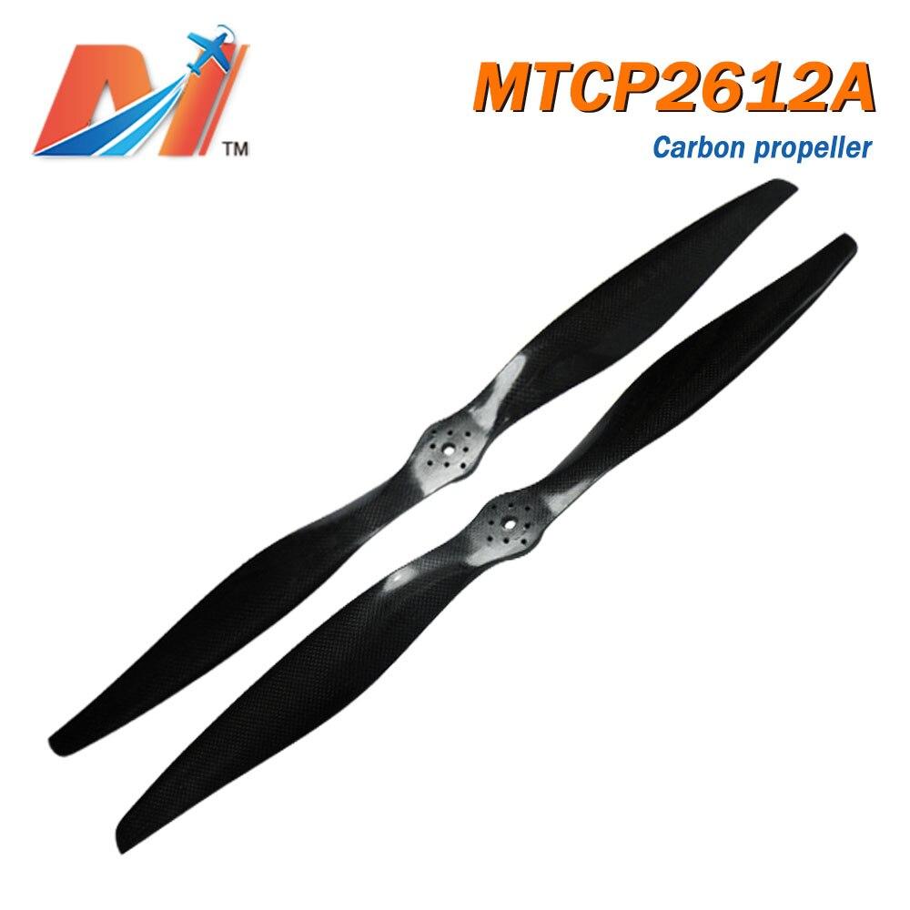 Venta de liquidación Maytech, hélice de carbono Octocopter de 26 pulgadas para multicóptero/drone para fotografía aérea