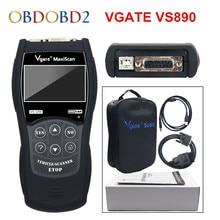 Scanner de Diagnostic automatique universel VS890 / XD601   Vgate VS890 OBD2 CAN-BUS lecteur de Code de voiture, plusieurs langues (VS-890)