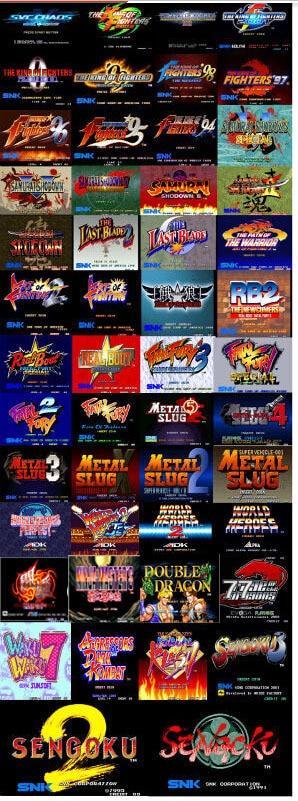 Envío Gratis SNK NEO GEO X GOLD Limited, ¡los últimos juegos de cartas de mano vol1, que contienen 50 juegos!