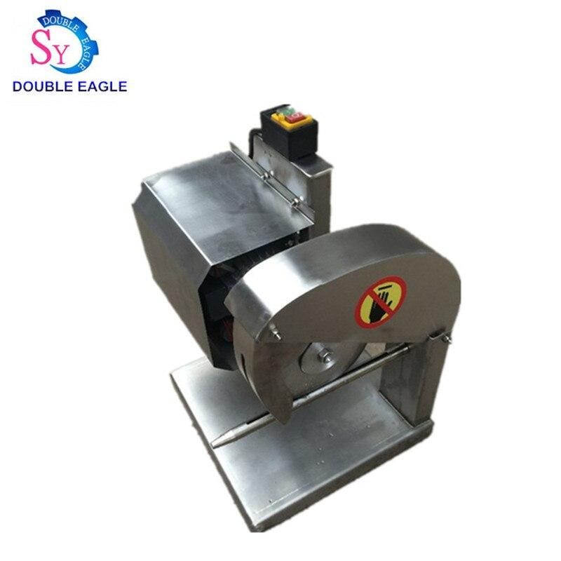 Pollo eléctrico, pato, máquina cortadora de carne y hueso de ganso y conejo separador de corte de acero inoxidable 220 v