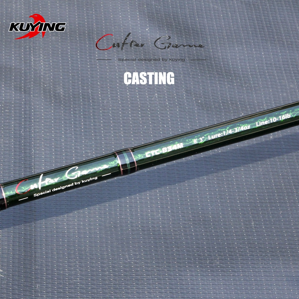 KUYING CULTER GAME 2.49m 8'3