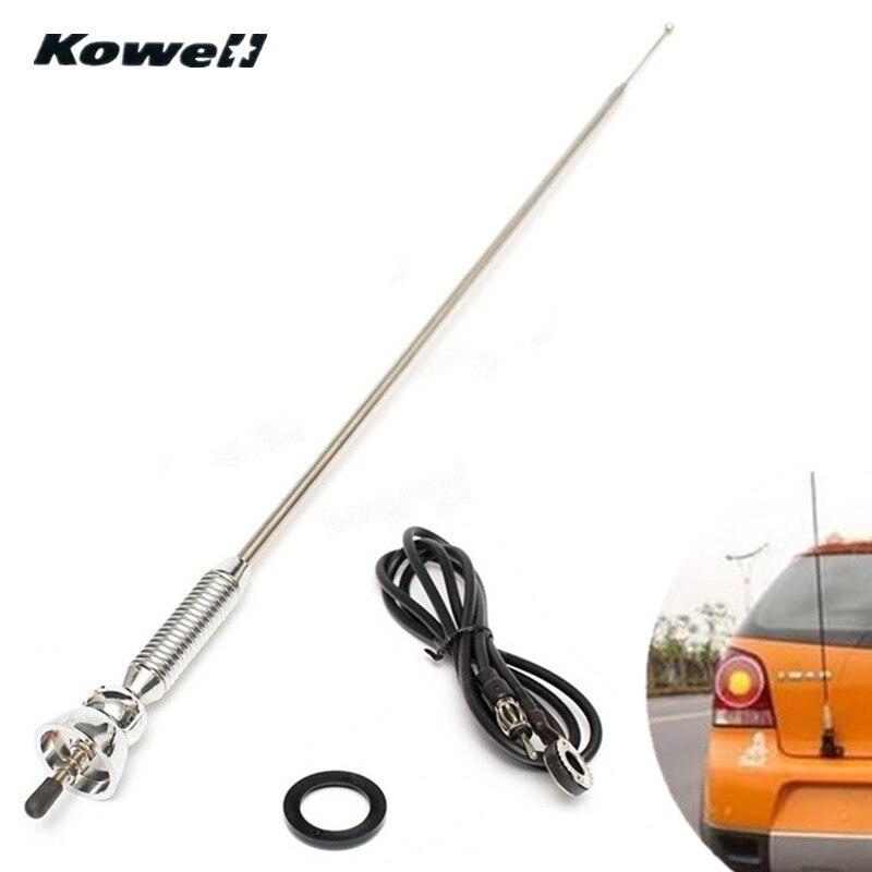 Универсальный усилитель сигнала KOWELL для Volkswagen VW, расширенная автомобильная антенна на крышу автомобиля, fm-радио/AM