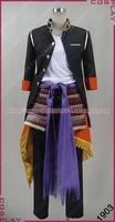 touken ranbu ookurikara halloween uniform set cosplay costume s002