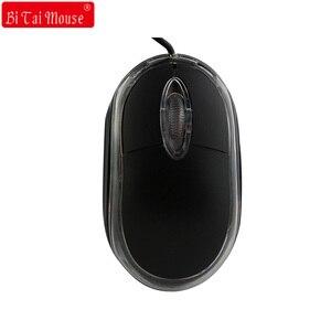 Популярная Проводная мини-мышь 1000DPI, USB, оптическая мышь для ПК, ноутбука, высокое качество, новинка