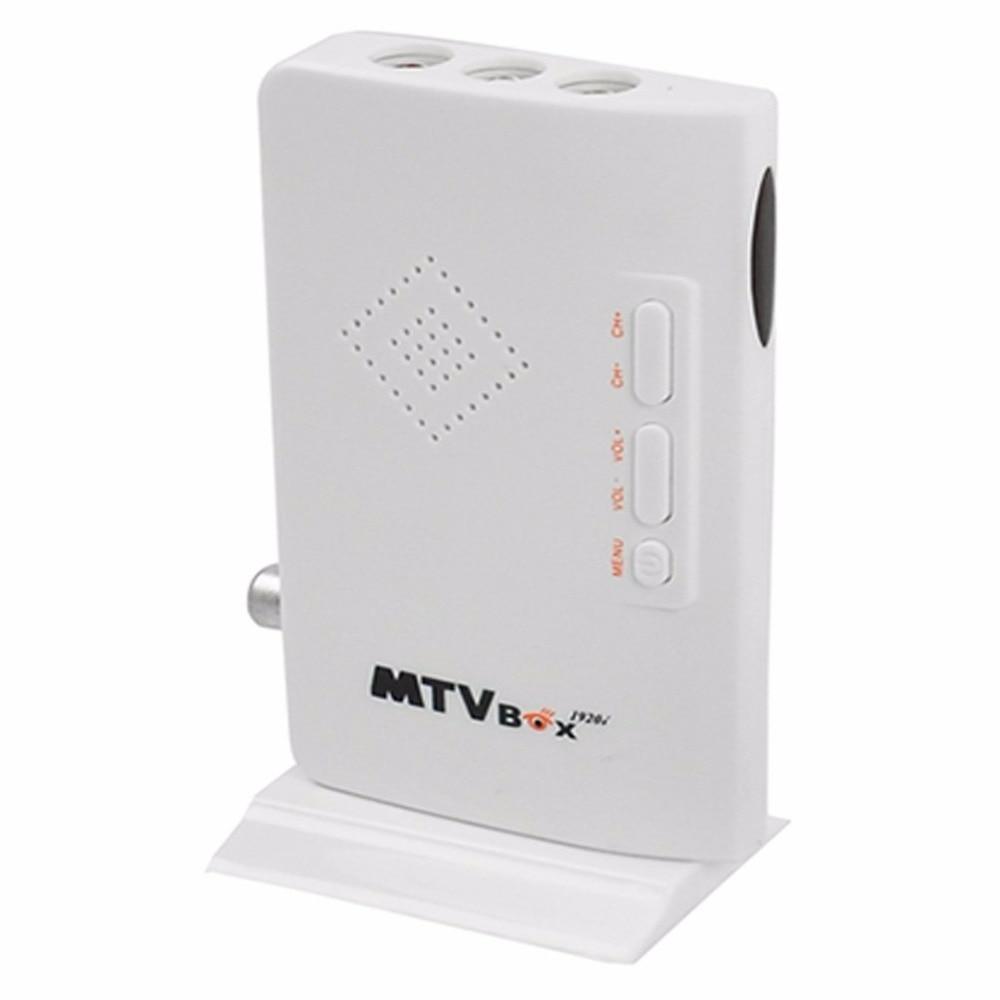MTV Box PC Empfänger Tuner Externe LCD CRT VGA TV Tuner HD 1080P TV BOX Lautsprecher für HDTV Kanal gaming Control S798