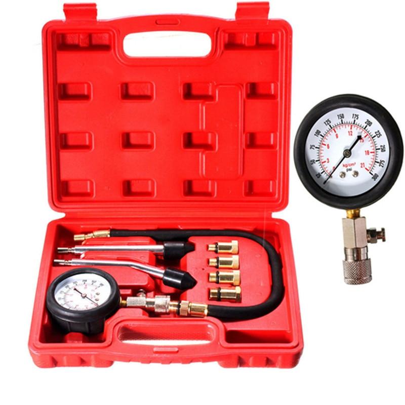 Dropshipping Automotive diagnostic Car Auto performance Car key programmer Petrol Engine Cylinder Pressure Gauge Diagnostic Tool