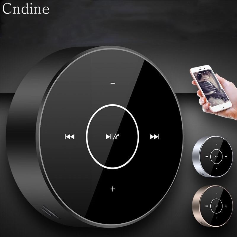 Mini altavoz portátil Bluetooth inalámbrico para Xiaomi Mini altavoces columna con cable 3,5mm estéreo Bluetooth altavoces MP3