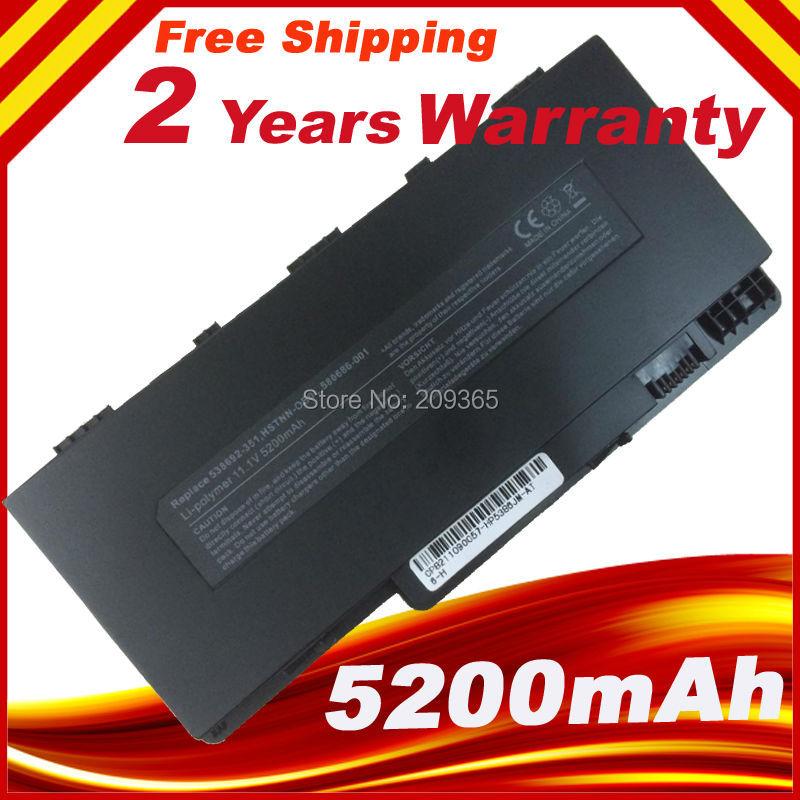 Baterías para portátil HP Pavilion dm3t HSTNN-E02C FD06 538692-351 dm3-1044nr dm3-1039wm HSTNN-OB0L 11,1 V 6 celular