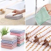 Serviettes de cuisine en microfibre absorbant   Serviettes de cuisine chaudes, serviette de Table, nettoyage de la vaisselle de cuisine, linge de lavage pour la maison nouveau