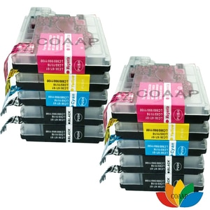 10x Compatible Brother LC11 LC16 LC39 LC38 LC61 LC65 LC67 LC980 LC990 LC1100 ink cartridge for DCP585CW MFC255CW MFC290 MFC290C