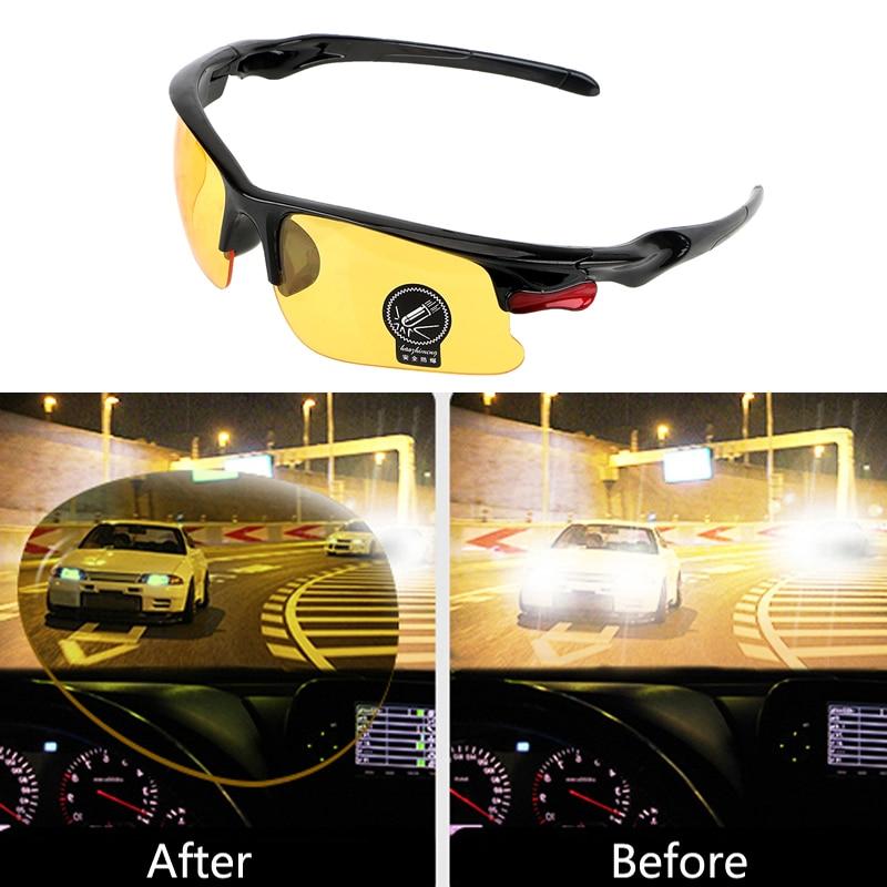 Gafas para conducir gafas de visión nocturna gafas de sol para kia rio toyota tacoma escarabajo ix25 dodge challenger opel insignia mk7