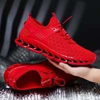 men vulcanize shoes sneakers breathable casual no slip men 2019 male air mesh lace up wear resistant shoes male sneakers